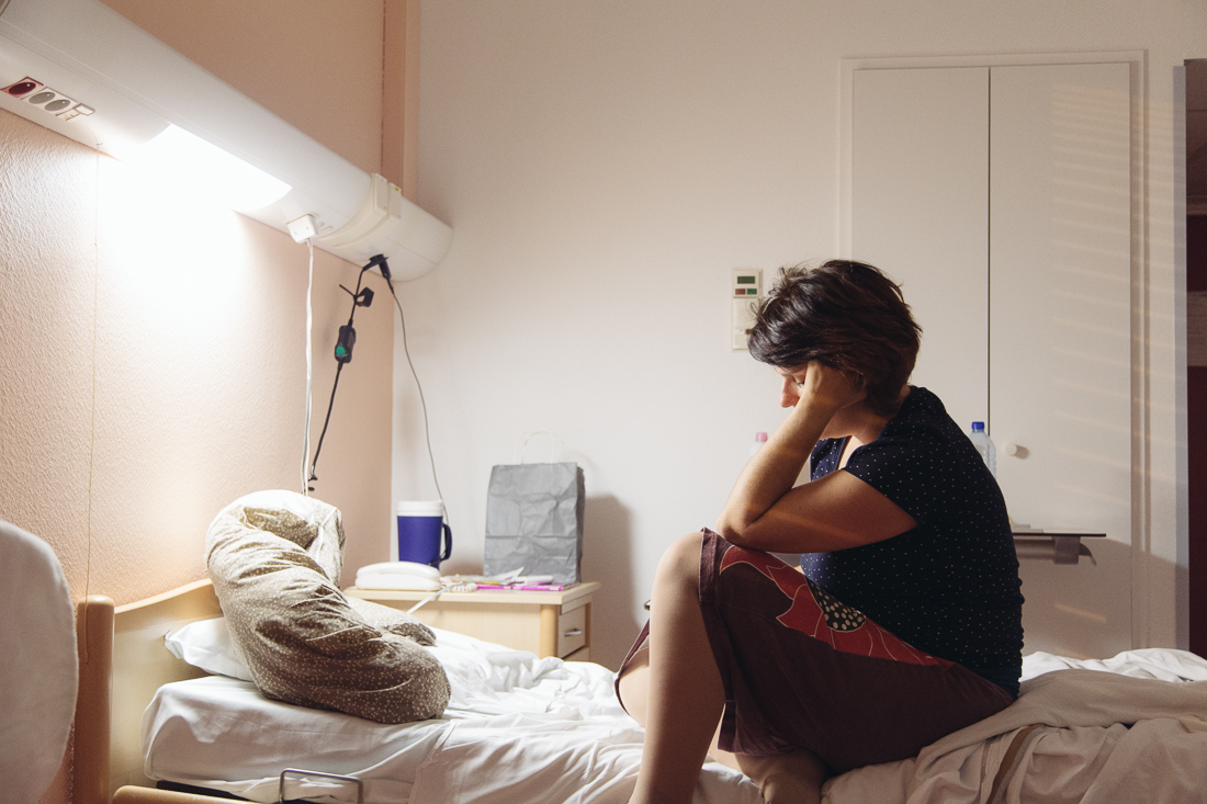Reportage photo de naissance - Une semaine à la maternité by Pixeline