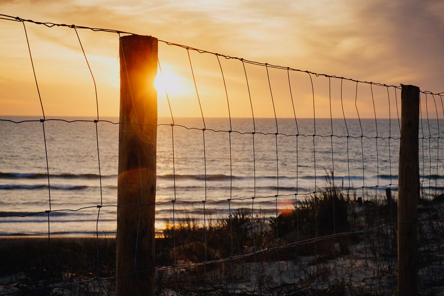 Des clics et des clacs, rendez-vous à la plage et coucher de soleil au Truc Vert