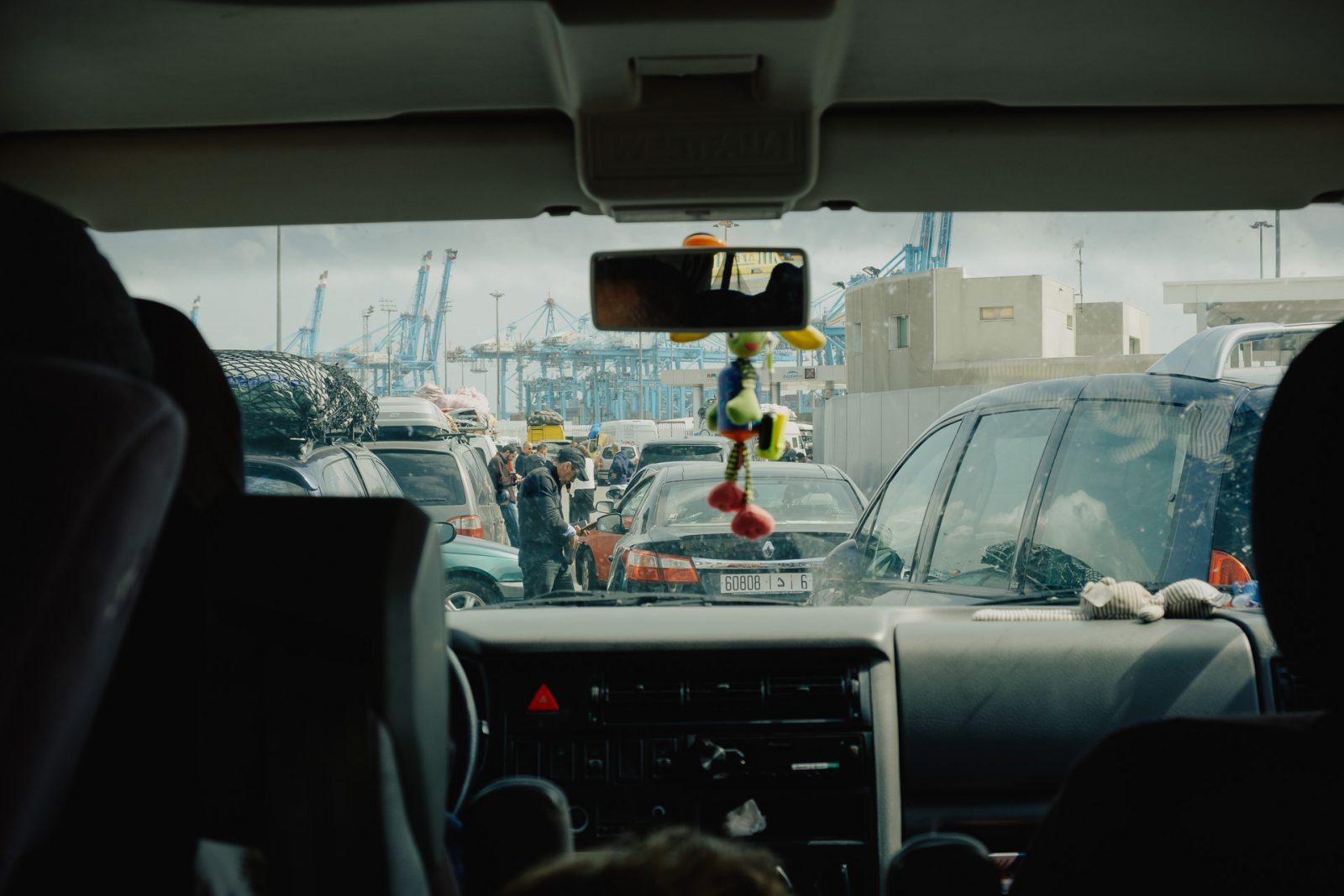 Se rendre au Maroc en Ferry, de Algeciras à Tanger