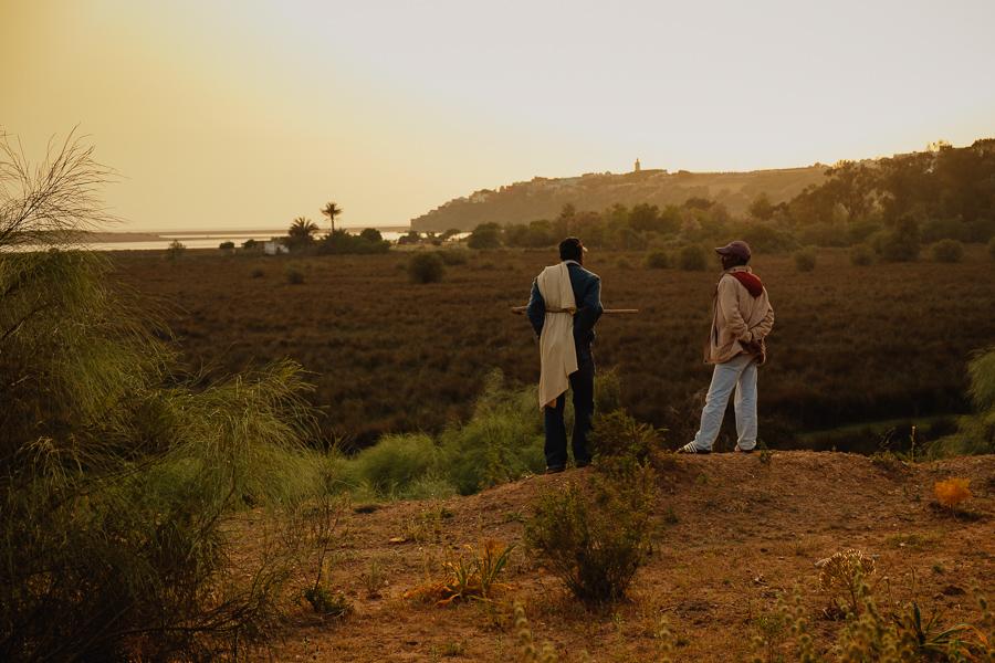 Maroc 18 jours en van trip au Maroc. Allant du nord au sud et du sud au nord en passant par le désert