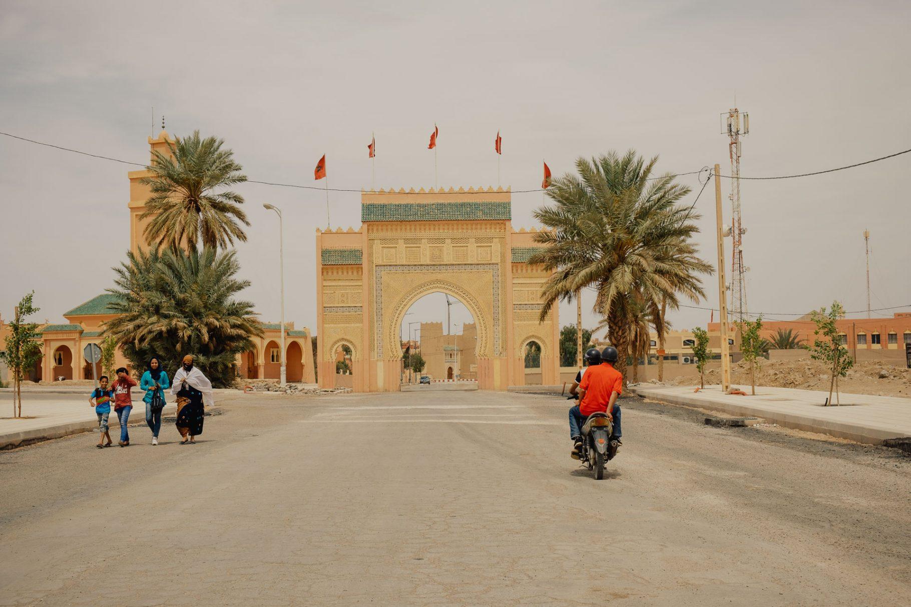 Aux portes du désert, Rissani