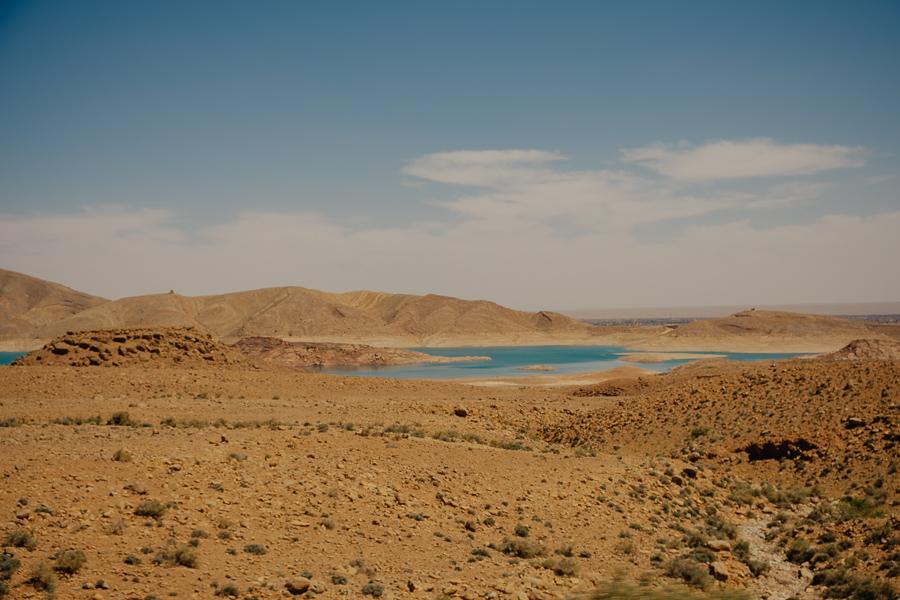 Barrage Al-Hassan Addakhil