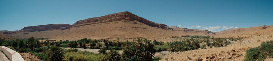 panorama gorges du Ziz