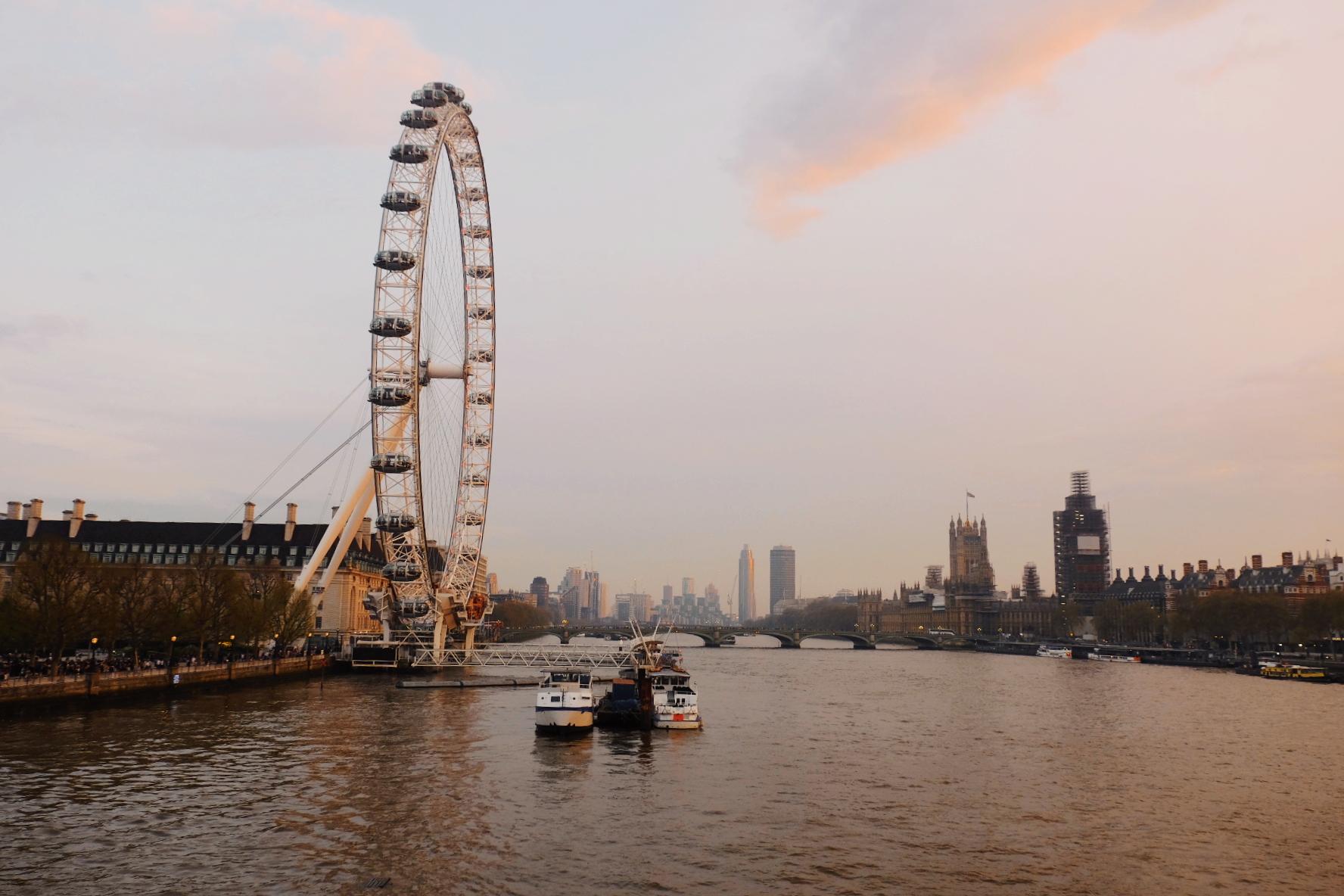 Londres - London - London Eye