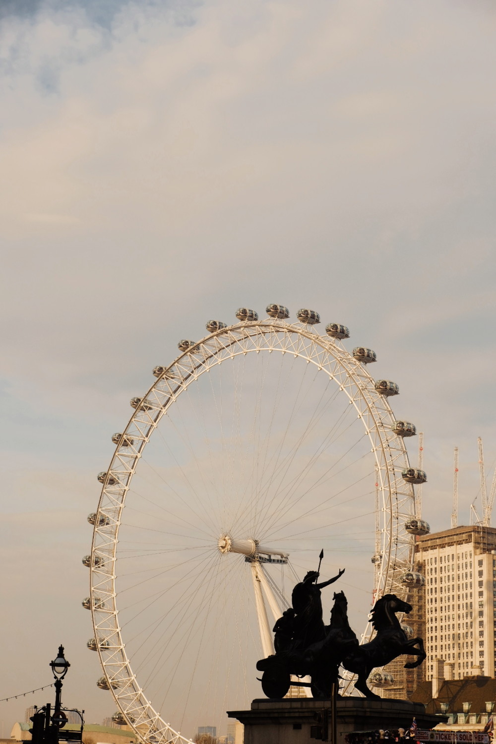 Londres - London - London Eye