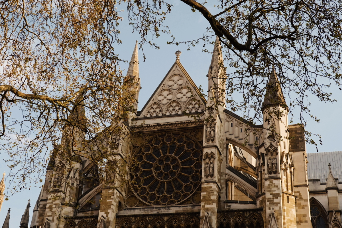 Londres - London - Westminster Abbey