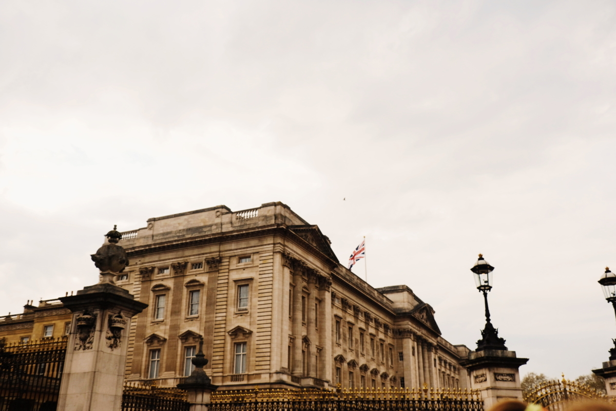 Londres - London - Buckingham palace