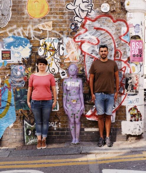 Postcard #streetart
