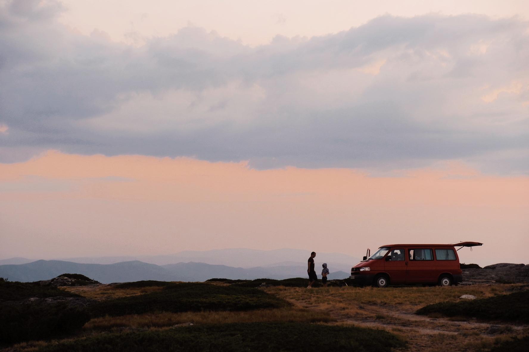 Le Portugal Road trip en van et en famille de quinze jours à travers le Portugal