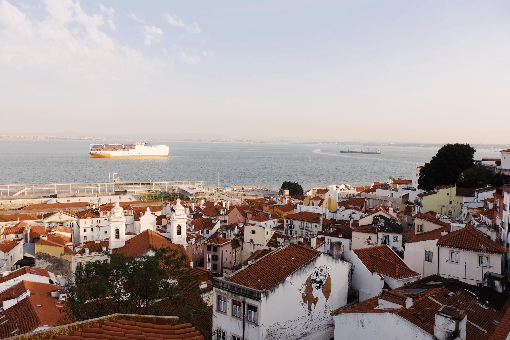 Portugal Quinze jours de roadtrip en van et en famille à travers la région de l'Algarve, le parc naturel Alentejano et la Costa Vicentina, Lisbonne et le parc naturel de Sintra-Cascais