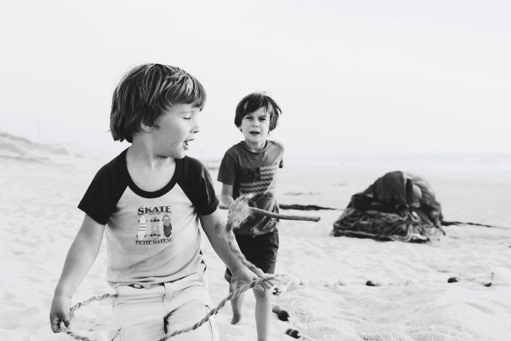 Mon inspiration Mes enfants, nos voyages & l'océan